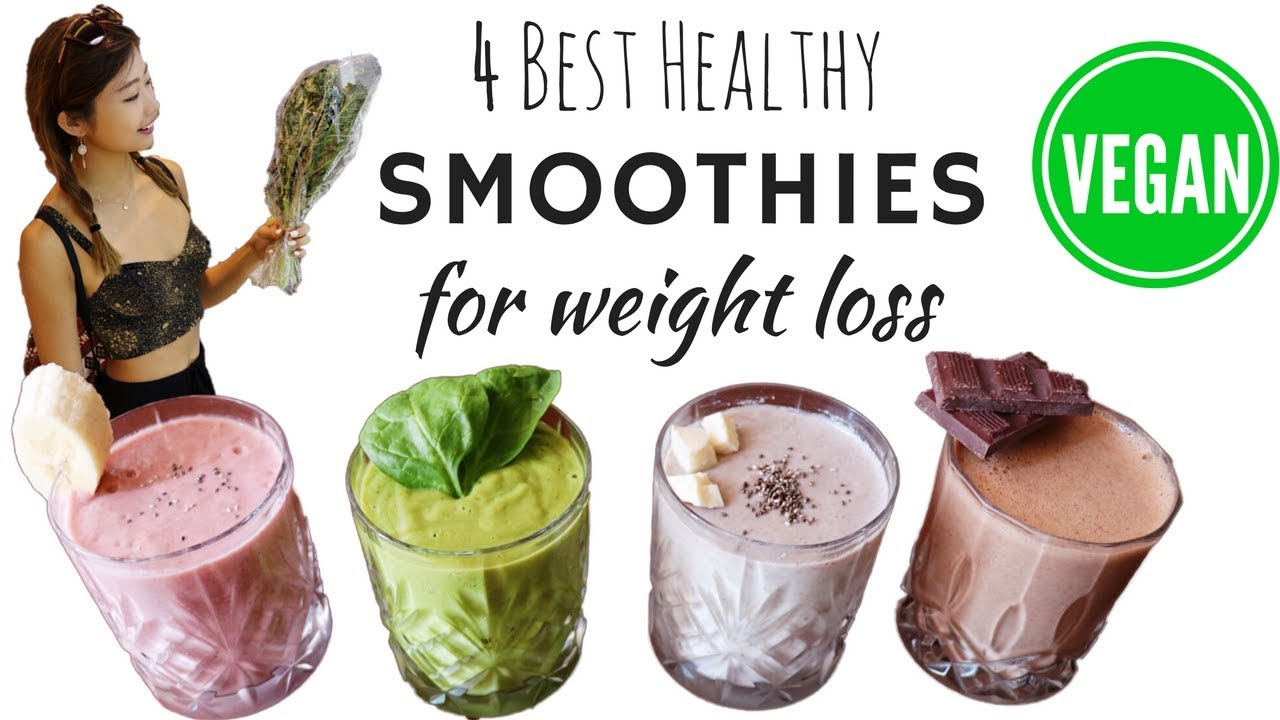 smoothies to loss weight 減肥餐單 健康食譜