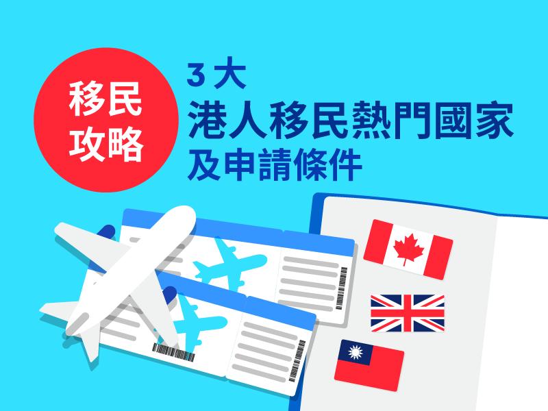 移民, 移民攻略, 移民國家, 加拿大移民, 台灣移民, 英國移民