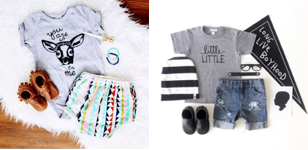 how to flat lay baby clothes for boys
