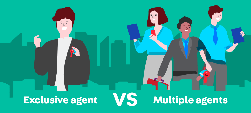 Exclusive vs. Multiple Property Agents: Busting Common Myths