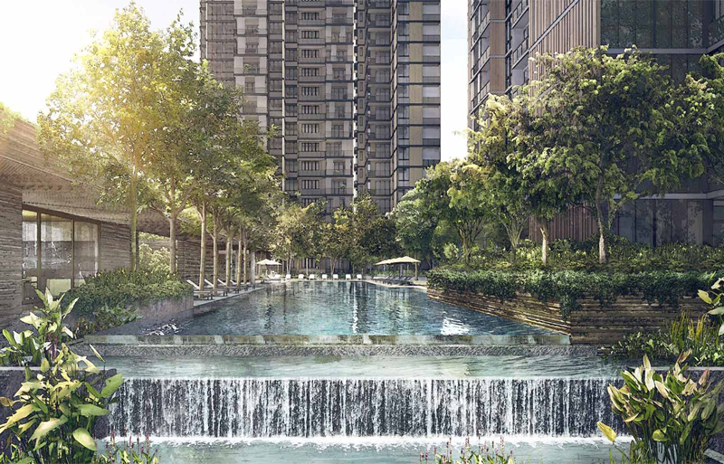 martin modern new condo singapore great world city robertson quay