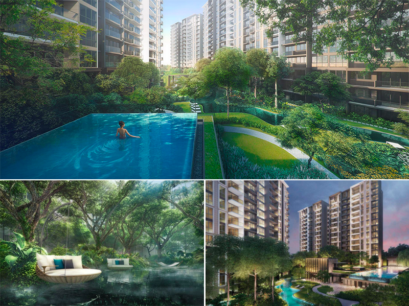 park colonial new condo in singapore woodleigh