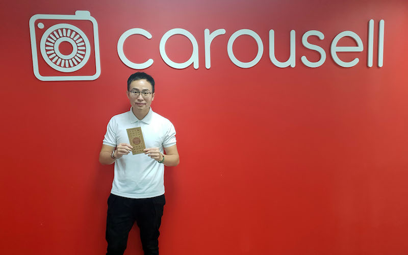 carousell for property agents ken bong