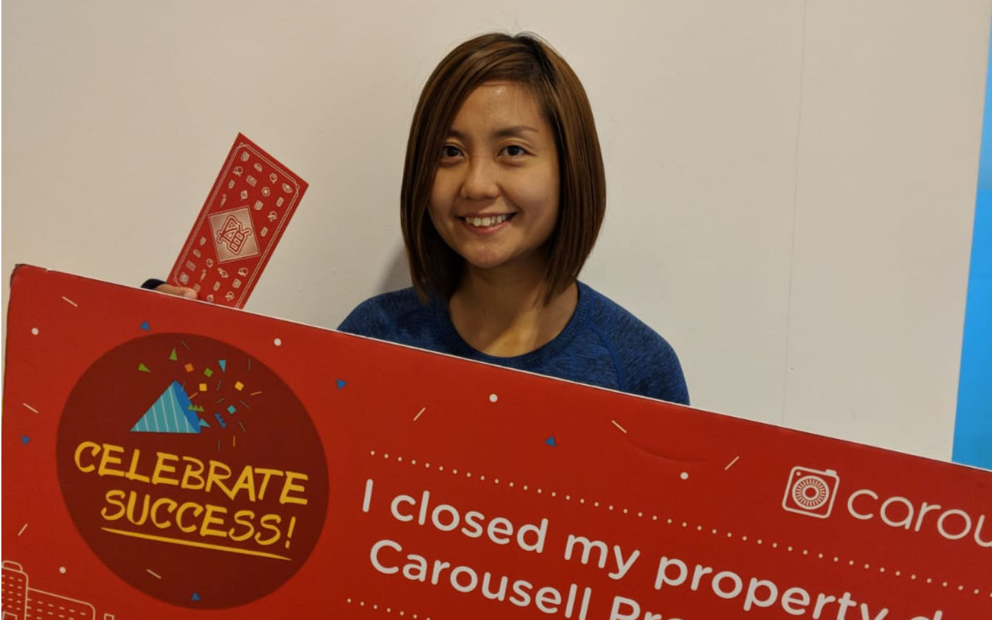 carousell for property agents bella teo