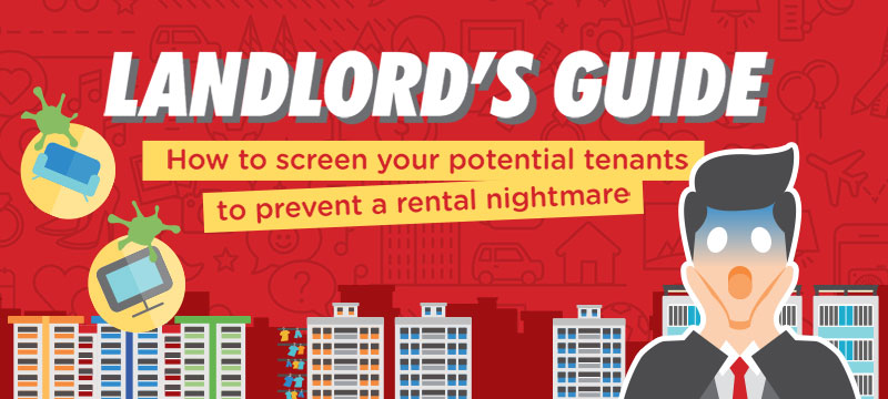 landlord how to find tenants to rent out property singapore tips