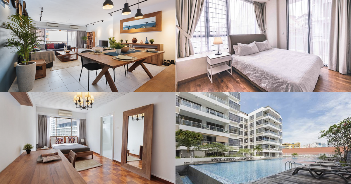 co-living spaces in singapore - hmlet, easycity