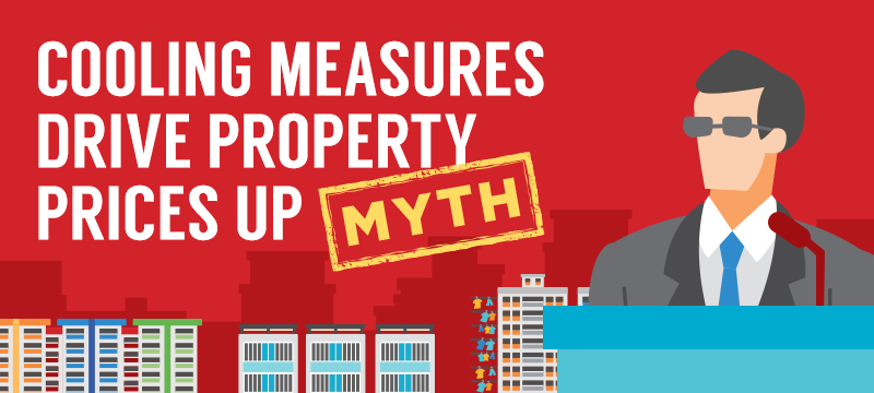 Property Cooling Measures In Singapore: Untrue Myths That Might Rob Your Profits