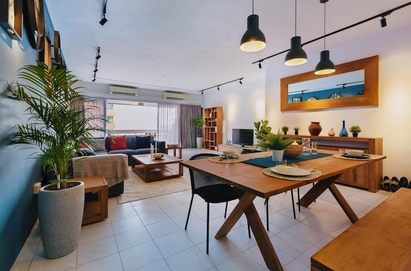 hmlet orchard - co-living in singapore