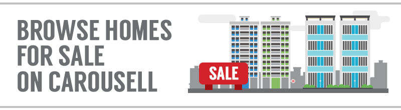 homes for sale in singapore - cheap hdb condo for sale carousell