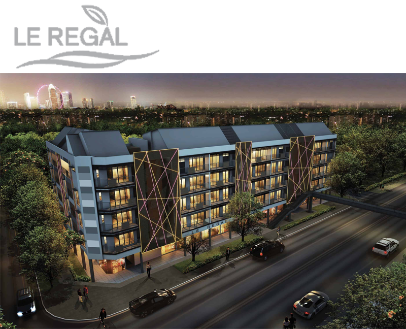 le regal geylang - cheapest condo in singapore
