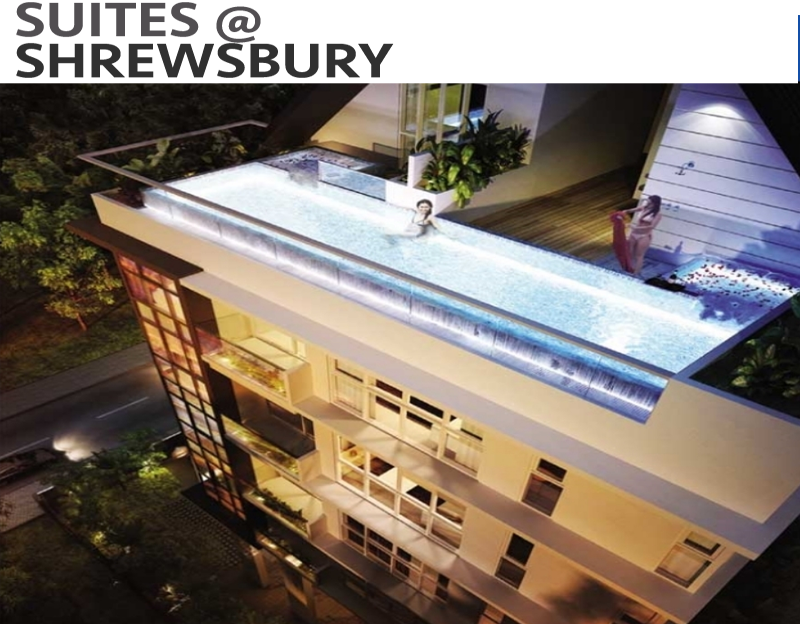 suites @ shrewsbury newton - cheapest condo in singapore