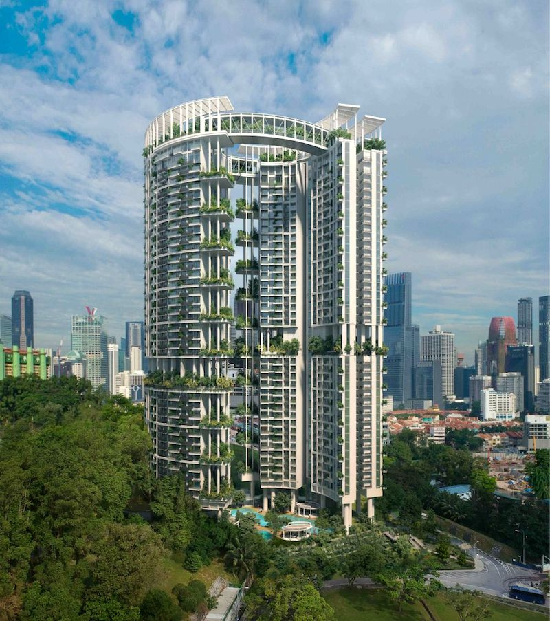 One Pearl Bank (former Pearl Bank Apartments) - new condo in Singapore