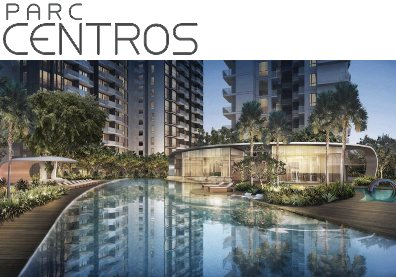 parc centros punggol - cheap condo in singapore