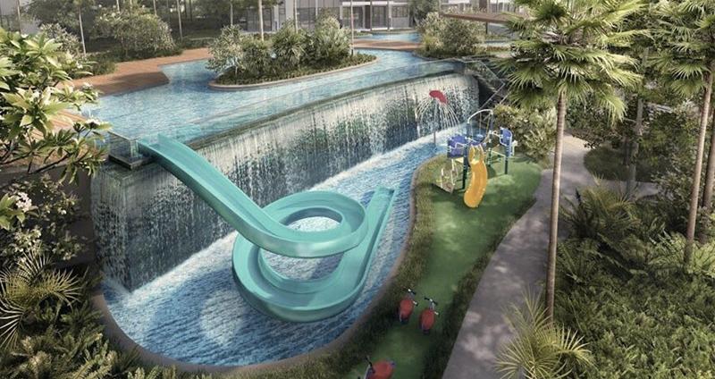 high park residences condo singapore