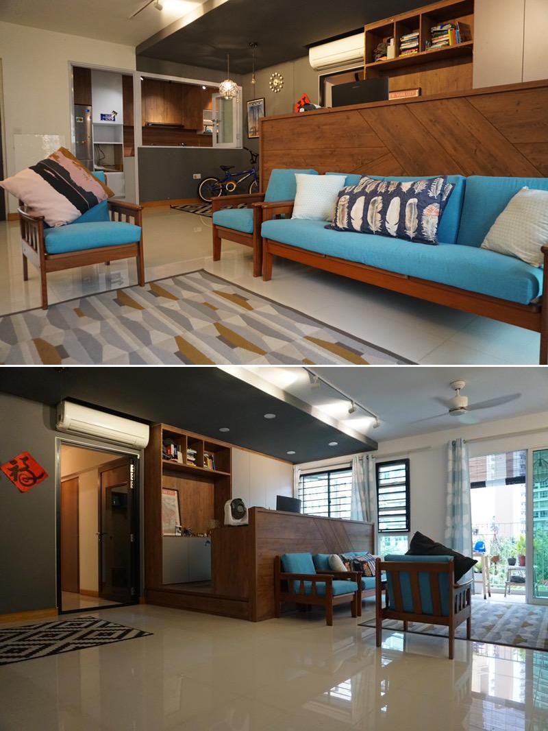 open concept hdb flat for sale singapore