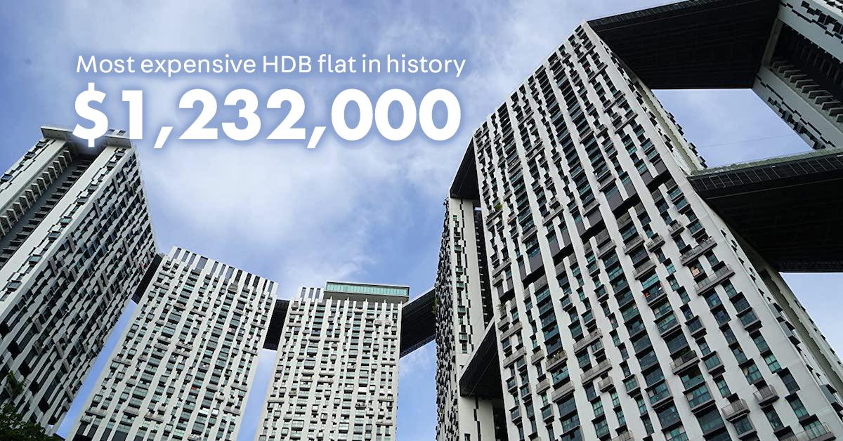 pinnacle duxton hdb flat Singapore
