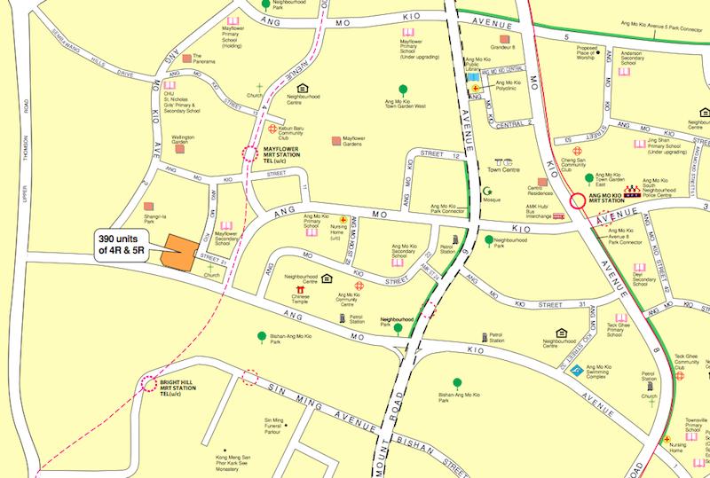 bto ang mo kio august 2020 - affordable hdb flat singapore