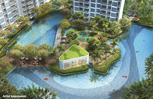 forestville - affordable executive condo ec in woodlands singapore