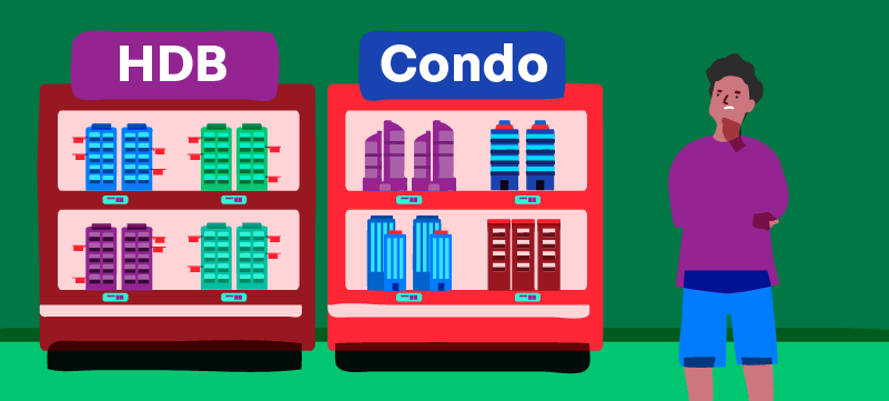 Are Condos Worth Buying, Even Though HDB Flats Are So Much Cheaper?