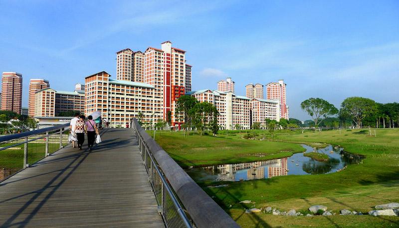 bishan ang mo kio park singapore