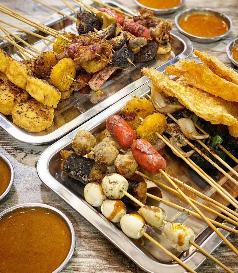 loklok1991 ang mo kio food supper singapore