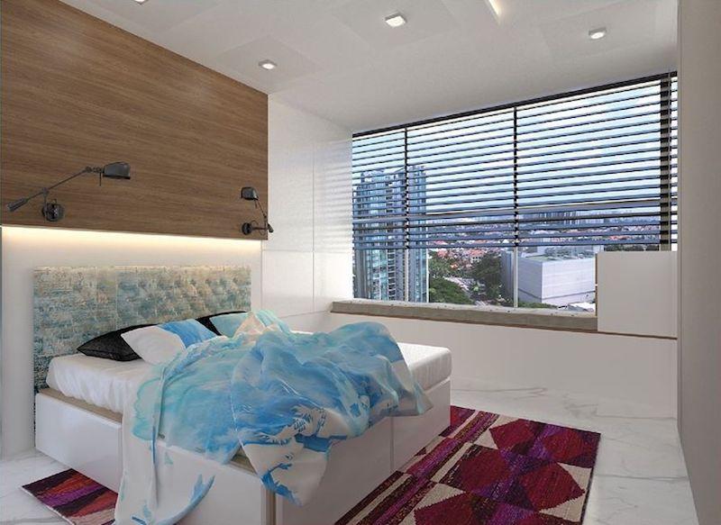 bedroom singapore interior designer