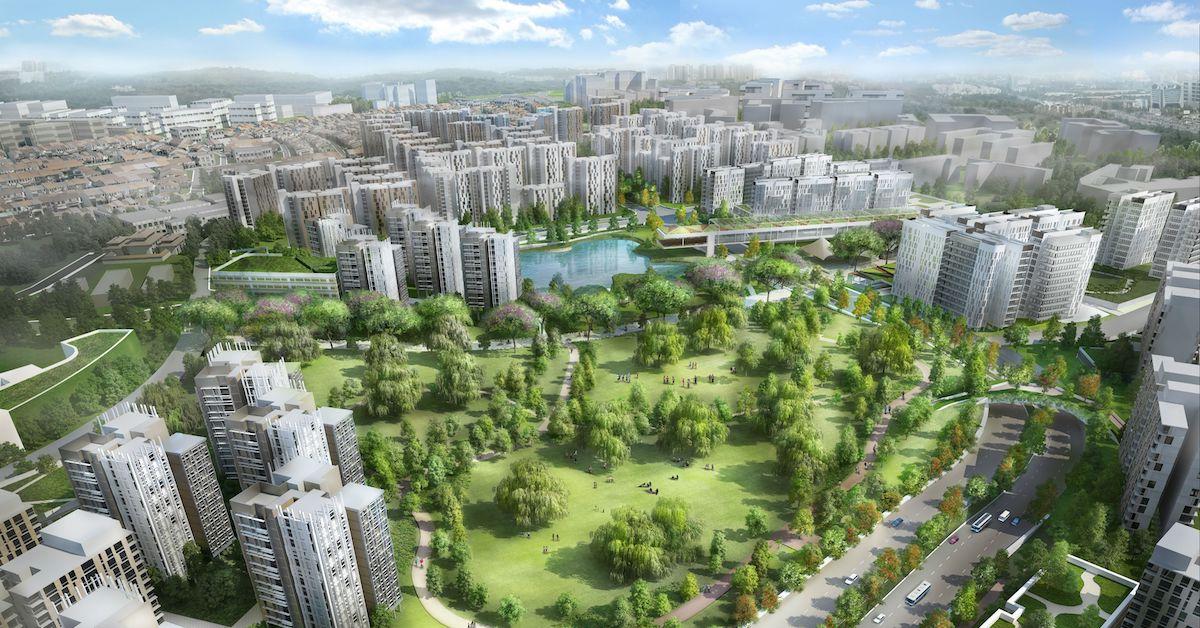 bidadari hdb singapore