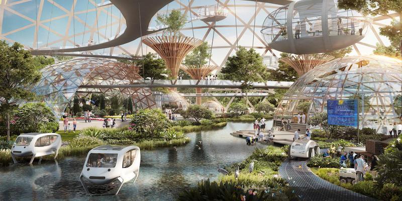 greather southern waterfront singapore ura master plan