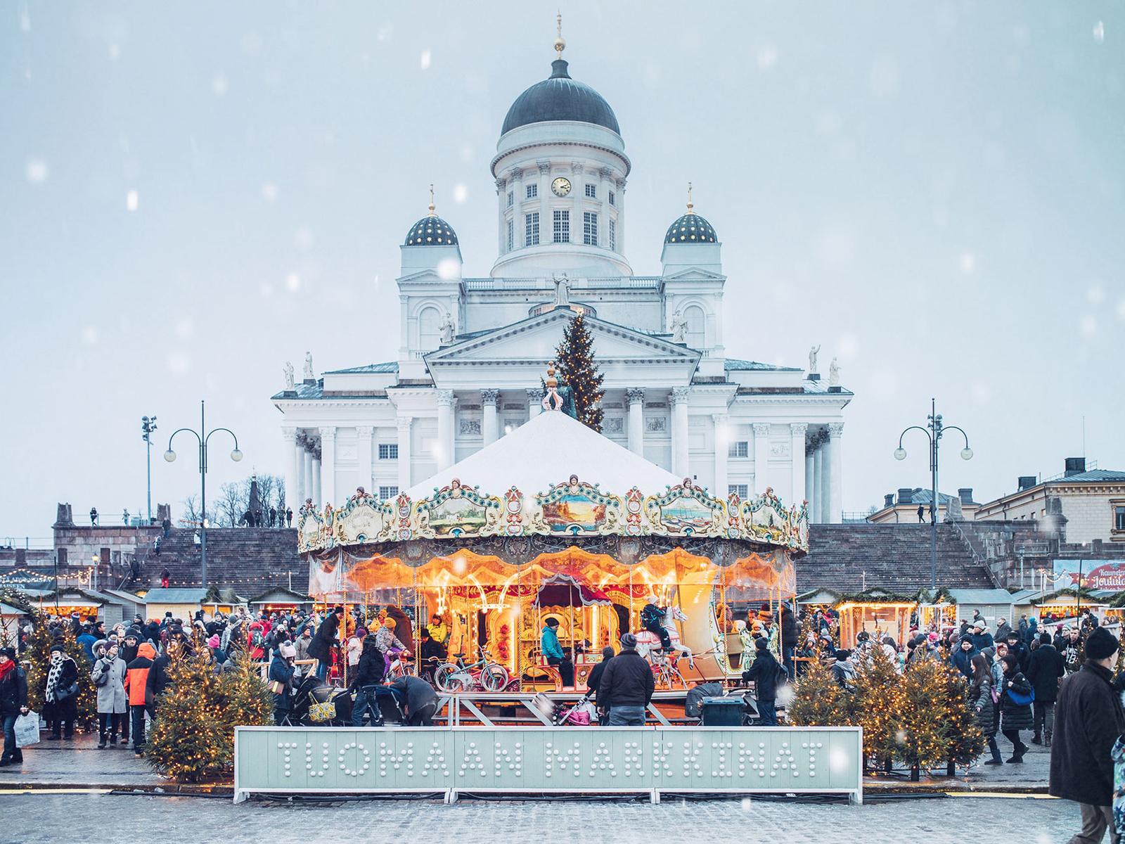 沒去過會後悔!5 個此生必逛的歐洲聖誕市集