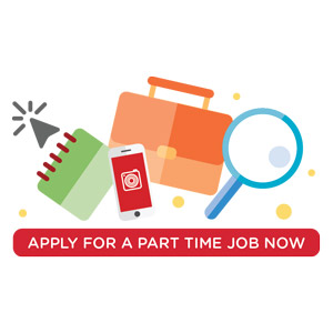 apply for a part time job on carousell